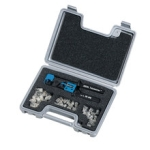 Ideal Telemaster RJ11-RJ45 Crimp Tool Kit